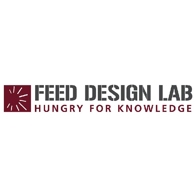 Logo for the Feed Design Lab, an innius partner