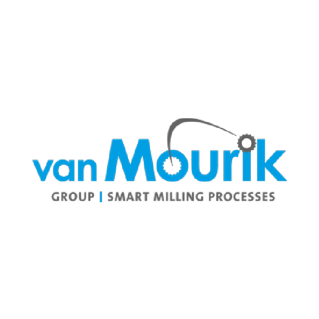 Logo for Van Mourik Group, an innius partner