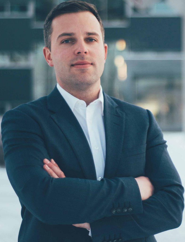 Tronrud CEO, Olav Tronrud