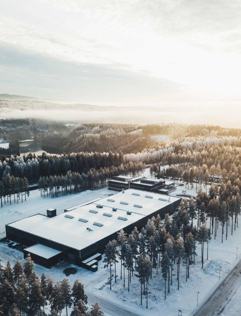 Tronrud Engineering Headquarters
