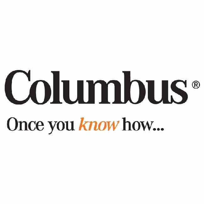 Logo for Columbus, an innius partner