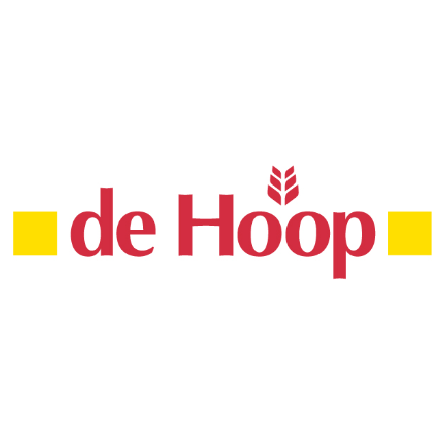 Logo for De Hoop Mengvoeders, an innius cutomer