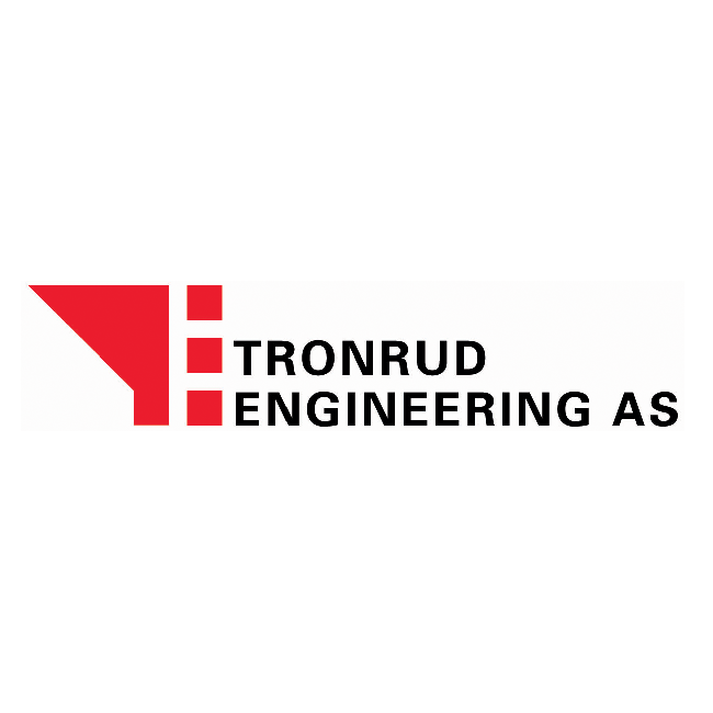 Logo for Tronrud Engineering, an innius customer