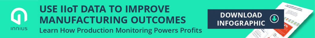 Download our free improving manufacturing outcomes infographic