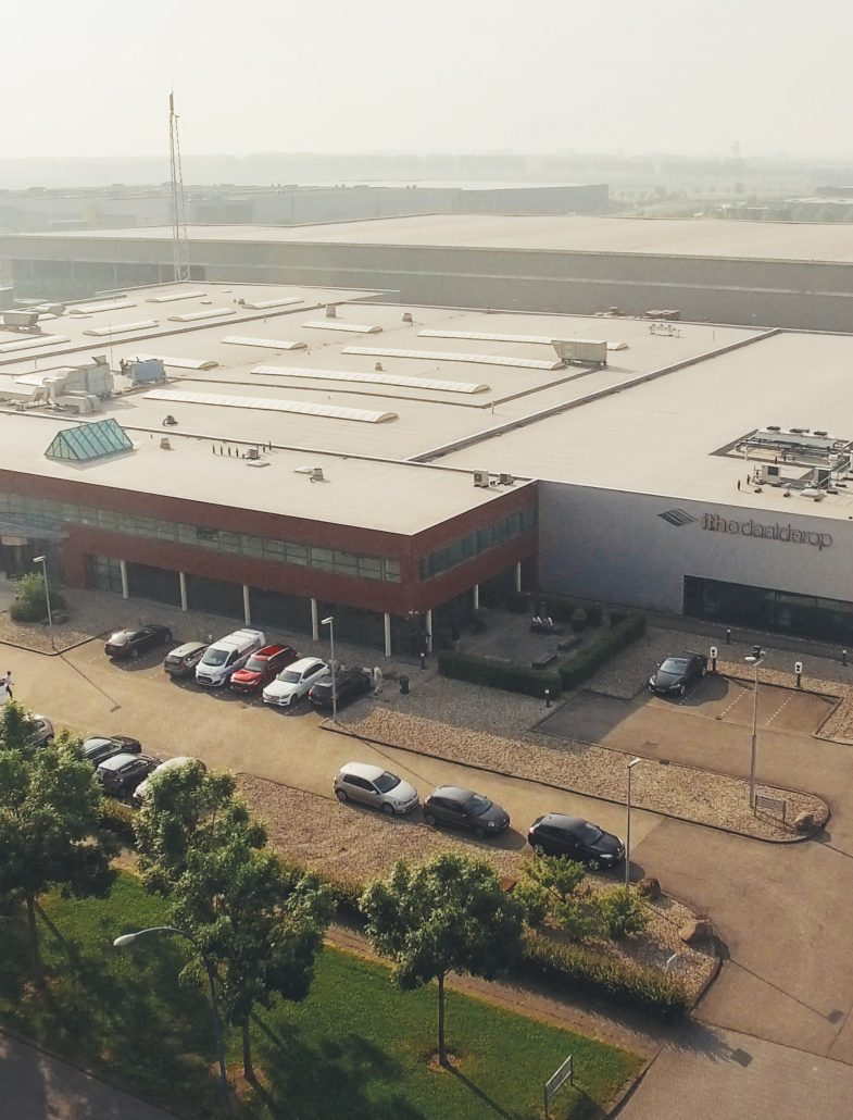 Link Itho Daalderop Factory Tiel