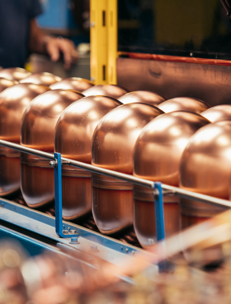 The Impact of Condition Based Maintenance on Production and Maintenance at Itho Daalderop with innius IIoT boilers on a production line