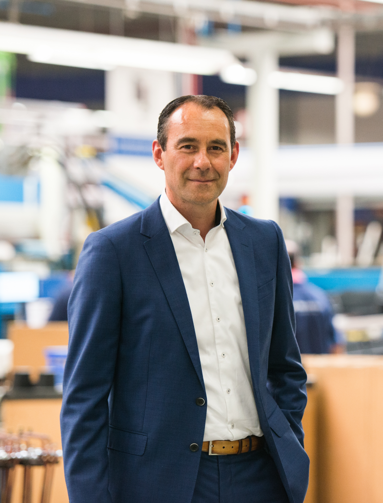 Why Smart Manufacturing? Operations Director Kerst Algera explains