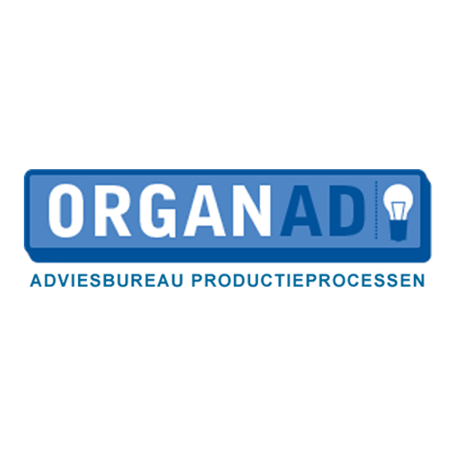Logo for Organad, an innius partner