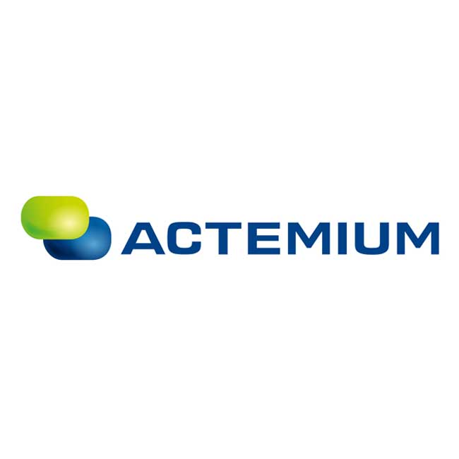 Logo for Actemium, an innius partner