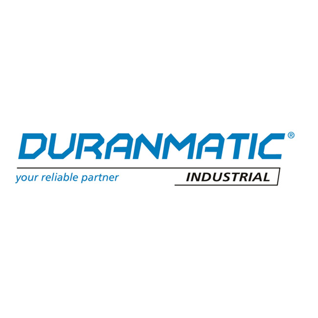 Logo for Duranmatic Industrial, an innius partner