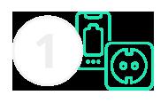 Energy Icon Step 1