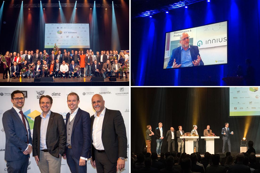 Fotos van de Food Valley ICT Awards 2019