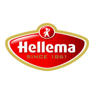 Logo for Hellema, an innius customer