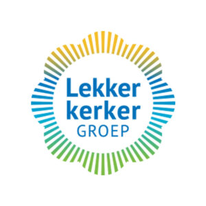 Logo for Lekkerkerker Groep, an innius customer