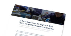 Tipsheet 5 Best Practices To Improve OEE Cover